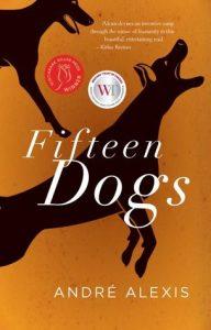 André Alexisin kirja Fifteen Dogs