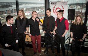 Ember Falls, Spinefarm Records, Universal Music Group, NEM Agency