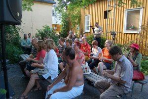 Rajaportin sauna, saunakulttuuri, kesätapahtuma
