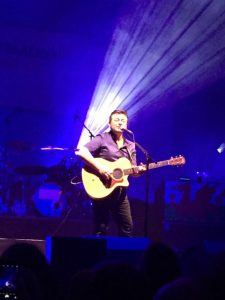 James Dean Bradfield, Manic Street Preachers, Helsingin Jäähalli, LiveNation, Black Box