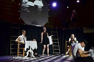 Saariston Sirkusfestivaali, ArtTeatro, Circus Named Desire, klovneria, Fabian Galouye, Veera Kaijanen, Corinne Kuzma, Pauliina Räsänen, Slava Volkov