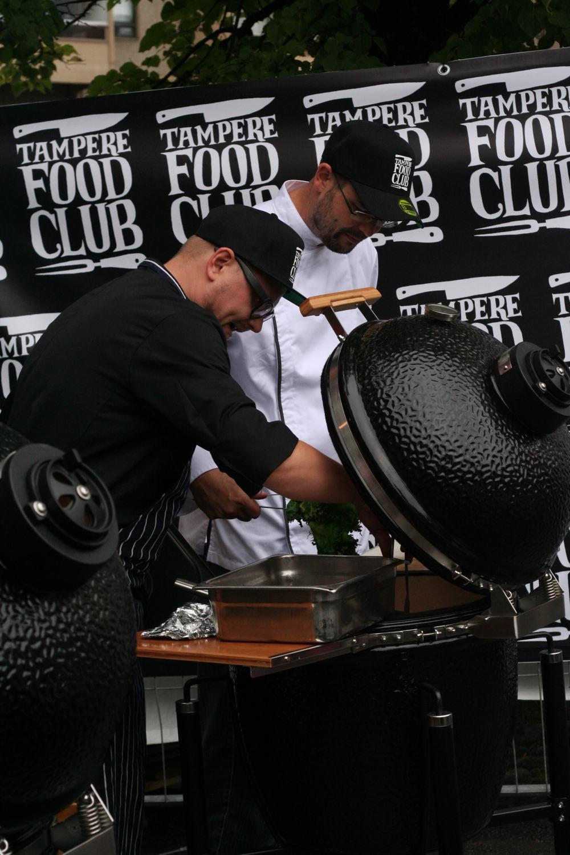 Grillikisa ChefSanteri ja Ilkka Isotalo