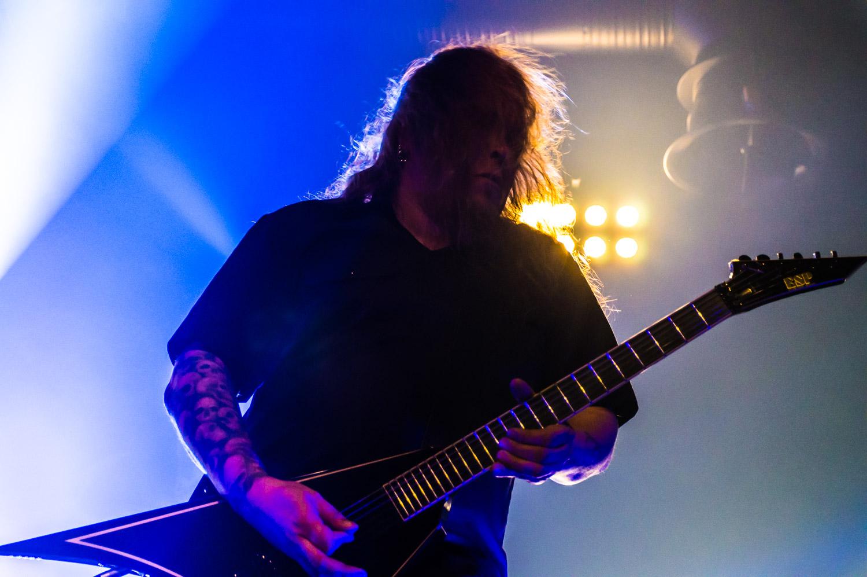 Jarkko Peltosalmi on metallia ja rock.